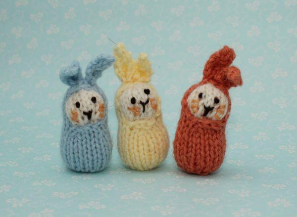 Bean bunnies