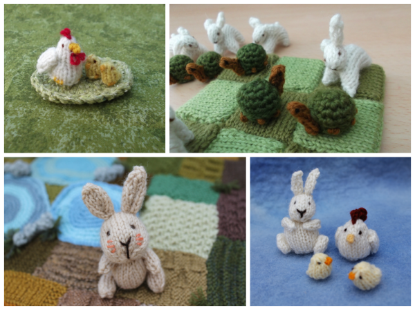 Easter knits2