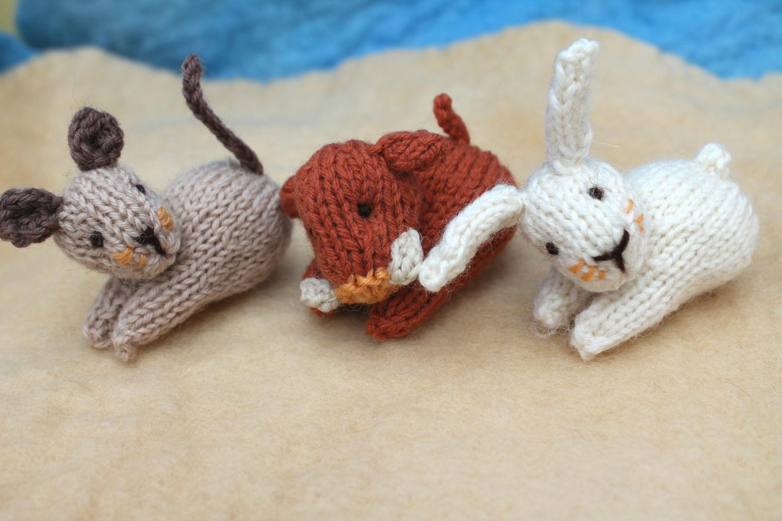 Knitting Chinese Zodiac animals – Knits by Sachi